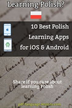 Learn Polish using Learn Real Polish programs and you will start to think in Polish and speak Polish without translating in your mind. #LearnPolish #Polish