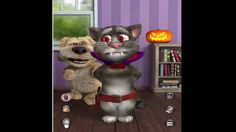 My Talking Tom Games Talking Tom Halloween