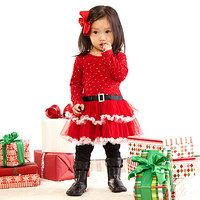 Take a look at the Santa's Little Helpers: Babywear on #zulily today!