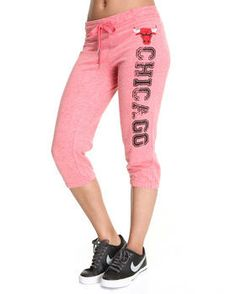 Love this Chicago Bulls Capri Pants by NBA MLB NFL Gear on DrJays. Take a look and get 20% off your next order!