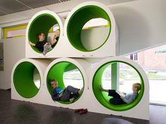 Ebenfalls in Dänemark liegt die Ordrup Schule Charlottenlund. Hier wurde...