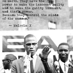 Yes this is Malcolm X speaking about the Democrats and Lyndon B Johnson. Malcolm X has said many things that … Malcolm X Quotes, By Any Means Necessary, Black Pride, African American History, History Facts, Black Is Beautiful, Thought Provoking, Black History, Just In Case