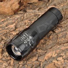 SmallSun ZY-L30 80~120lm LED White Light Zooming Flashlight - Black (3 x AAA). Brand: SmallSun Model: ZY-L30 Product Color: Black Material: Aluminum Alloy Emitter Type: LED Color: Cool White Number of Emitters: 1 Voltage Input: 3.6V Battery Configuration: 3 x AAA batteries (not included) Circuitry: 500mA Brightness: 80~120lm Runtime: 5 hours Number of Modes: 1 Mode Arrangement: Steady on Mode Memory: No Switch Type: Forward clicky Switch Location: Tailcap Lens: Glass lens Reflector: No Strap…