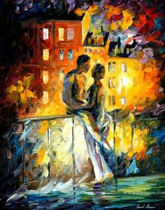 Leonid Afremov Paintings, Art Print, Poster, Gallery