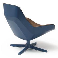 de Sede DS-144 Leather Low Lounge Chair Design by Werner Aisslinger (2013)