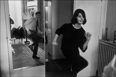 PARIS—Anthony Perkins and Sophia Loren, 1962.  © Elliott Erwitt / Magnum Photos