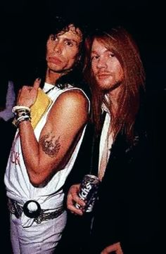 Axl and Steven - Dynamic Duo