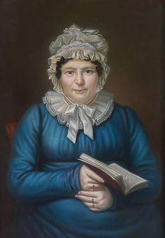 Lodovico Giori, Charlotte Luise Bennecke geb. Saalhorn (1760 - 1827)