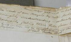 Jane Austen fragment found: but what's behind it?