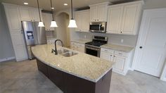 Kitchen in our Verona plan in the Signature Package Decor, Dream Kitchen, House, Home, Kitchen, New Kitchen