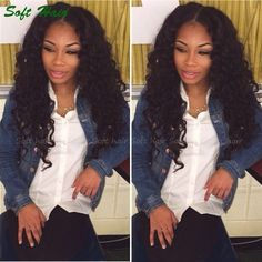 (138.00$)  Know more - http://ai5dv.worlditems.win/all/product.php?id=32771635460 - 7A Brazilian Virgin Hair Deep Wave Brazilian Curly Weave Hair Deep Wave 4 Bundles Unprocessed Human Brazilian Hair Extensions