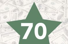Claiming Social Security benefits before 70 greatly reduces the amount you will receive