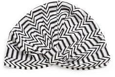 Pin for Later: Diese Kopfbedeckung ist alles was ihr braucht um stylisch durch diesen Winter zu kommen  Missoni Turban mit Chevron-Muster (234 €)