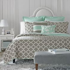 Happy Chic by Jonathan Adler Nina Reversible Quilt - King
