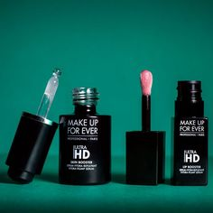 Make Up For Ever's newest Ultra HD products will nourish and hydrate your winter skin (HelloGiggles) Beauty Must Haves, Perfect Makeup, Lip Colors, Makeup Inspiration, Serum, Make Up, Lipstick, Instagram Posts, Winter