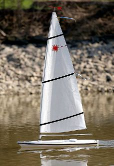 Soling One Meter Rc Sailboat Hobbies And Interests