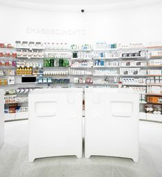 Lordelo pharmacy by José Carlos Cruz, Vila Real   Portugal store design                                                  youtube downloader
