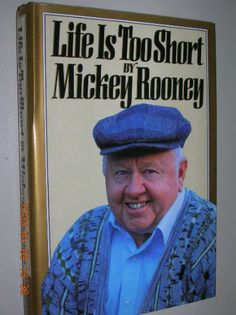 """Read about Mickey Rooney's life in his own words! What made him irresistible, for example? Rooney himself wondered: """"What was my appeal?"""" The question wasn't entirely rhetorical, as he went on to explain: """"I was a gnomish prodigy – half-human, half-goblin, man-child, child-man."""" Place a hold on this book today and see what else he had to say about himself!"""