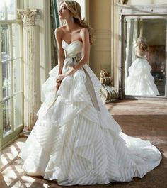 Hayley Paige Guidon gown