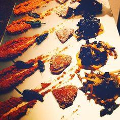 Tot molt bo! Thanks for joining #Papalosophy  Arigato @aka_nizo #foodart #foodstyling #dali #pimiento #pebrot #eatwith