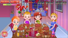 Baby Hazel New Year Party Best Baby Games || Baby Hazel Game Play Video https://youtu.be/V_k7-R1MYds