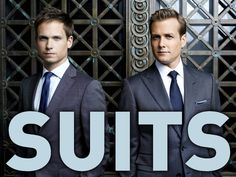 Suits, best tv show yet!