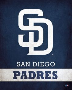 Display your pride for the San Diego Padres with this Printed Canvas Logo from ScoreArt. Street Banners, Custom Flags, San Jose Sharks, Mlb Teams, San Diego Padres, Sports Logos, Ea Sports, Sports Teams, Flag Banners