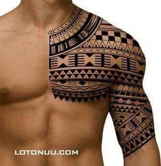 samoan tattoos and meanings Tongan Tattoo, Tatau Tattoo, Filipino Tribal Tattoos, Samoan Tattoo, Polynesian Tattoo Designs, Polynesian Tribal, Circle Tattoos, Hawaiian Tattoo, Chest Tattoo