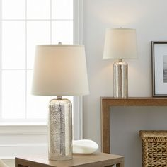 Home set of 2 mercury glass table lamps glass table lamps buy jcpenney home set of 2 mercury glass table lamps today at jcpenney aloadofball Images