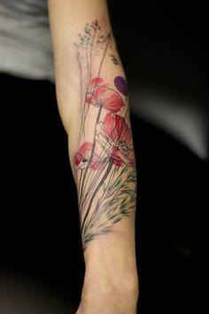 Marta Lipinski, Dead Romanoff #ink #tattoo