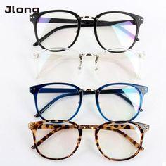 8c4168e067a Women Glass Frame Eyeglasses Frames Eyewear clear lens Glasses Spectacle  Frame Siliconemodlilj Cute Glasses Frames