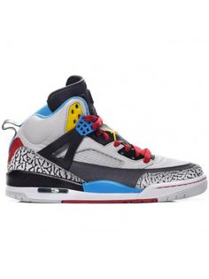 Air Jordan Spizike Neutral Grey  Varsity Maize-Dark Shoes Cheap Jordans 79964f59a