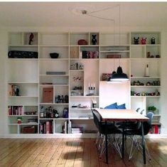19 Ikea Billy Bookcase Hacks that are Bold and Beautiful - james and catrin Ikea Billy Hack, Ikea Billy Bookcase Hack, Bookcase Wall, Billy Bookcases, Wall Shelving, Ikea Furniture Hacks, Ikea Hacks, Billy Regal, Ikea Living Room