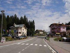 Pässe in Südtirol: Mendelpass
