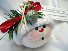 Snowman by lindah901