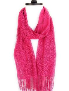 Hot Pink Scarf Shawl Scarves For Women Pink Wedding Scarf Women - Bridesmaid Gifts Bridal Accessories For Women Birthday Gift For Her Birthday Woman, Birthday Gifts For Women, Scarf Sale, Animal Print Scarf, Polka Dot Scarf, Unique Gifts For Women, Pink Scarves, Complete Outfits, Bridal Gifts