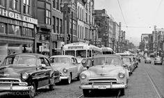 St. Louis 1950's Cars