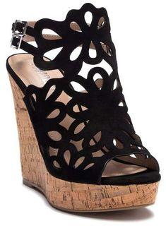 cbb7b537610 Charles by Charles David Alaiah Wedge Heel Shoes Heels Wedges