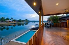 BEAUTIFUL VIEWS FROM YOUR DECK