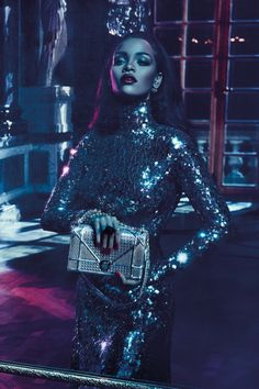 """Rihanna's """"Secret Garden"""" Campaign for Dior Set to DebutDior has expanded its collection of high-profile muses and ambassadors with Rihanna as the latest power beauty to become the face of the brand. Steven Klein photographed Rihanna in """"Secret Garden IV,"""" a campaign and short film shot inside Versailles, that will drop May 18.Rihanna's Secret Garden IV campaign for Dior, shot by Steven Klein.Courtesy PhotoRead more about Rihanna's Dior debut on WWD.com"""