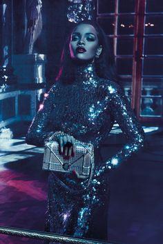 "Rihanna's ""Secret Garden"" Campaign for Dior Set to DebutDior has expanded its…"