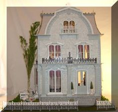 #Victorian #miniature #dollhouse