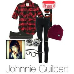 A fashion look from December 2014 featuring plaid button up shirts, denim skinny jeans and black slip on shoes. Browse and shop related looks. Cute Emo Outfits, Grunge Outfits, Fashion Outfits, Band Outfits, Scene Outfits, Pastel Goth Fashion, Rocker Girl, Outfit Goals, Alternative Fashion