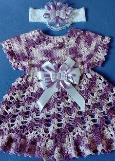 crochet-baby-dress-5 More