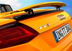 Official Review : 2015 Audi TT Roadster and TTS Roadster Debut