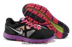 2a0902bb4183 Wholesale Mens Nike Lunarglide 3 City Pack (San Francisco) Black Purple  Shoes for cheap