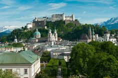 Salzburg's 3-Hour Introductory Walking Tour With Historian Guide During this 3-hour introductory tour with a personable and expert local historian, you explore Salzburg's historic city center with its array of preserved Medieval and Baroque buildings, learning about the salt commerce, musical history, local culture and tragic war years of this charming town . You visit the Benedictine St. Peter's Abbey in the oldest part of the city. Our guide also gives you a lively knowledge...