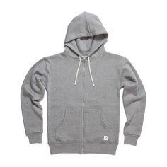 The Creatørs Club • Zip hoodie • Heather grey