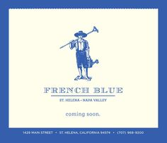 French Blue Restaurant in St. Helena To Open May 2012 | The ...