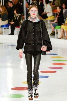 Sueter Estilo Frances #Black #Chanel #Invierno